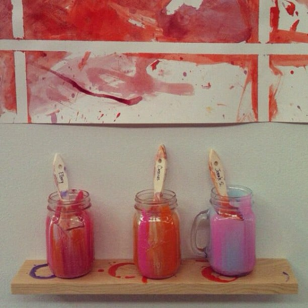 Diy art 27 creative ways to decorate your walls for Creative way to decorate your walls