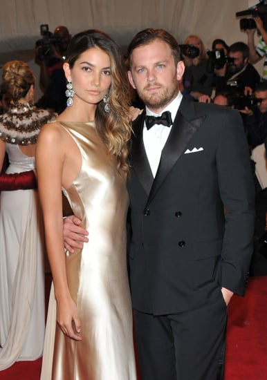 Lily Aldridge Weds Kings of Leon's Caleb Followill in Vera Wang
