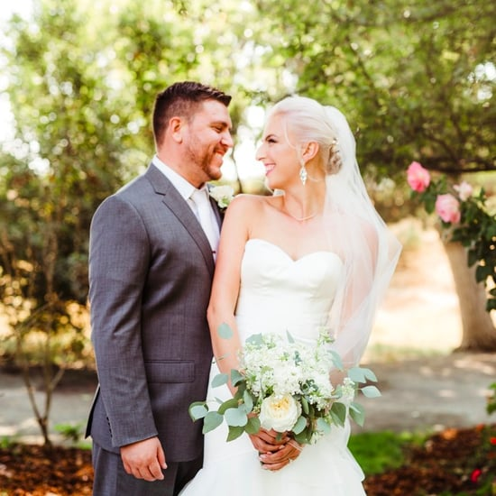 Outdoor Wedding With Creative Touches