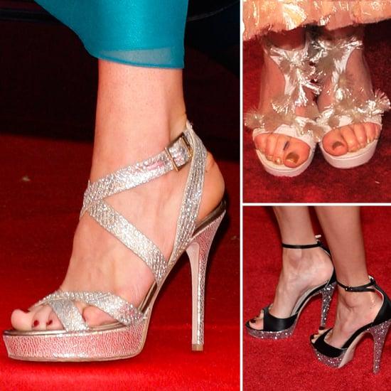 Shop Embellished Sandals Like Kate Middleton, Florence Welch