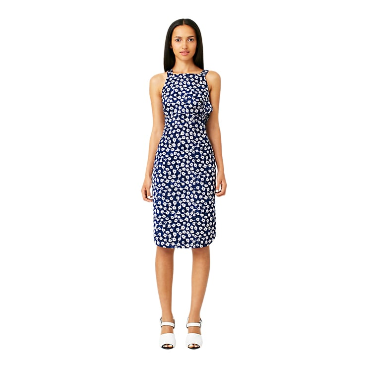 Kate Spade Saturday has a lineup of looks that makes us smile, and I can think of few things sweeter than living out the days of Summer in this Kate Spade Saturday Side-Tie Floral Dress ($160) — the adorable side tie is such a cute styling perk!  — HW