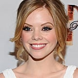 Dreama Walker at the premiere of Life Happens in Century City.