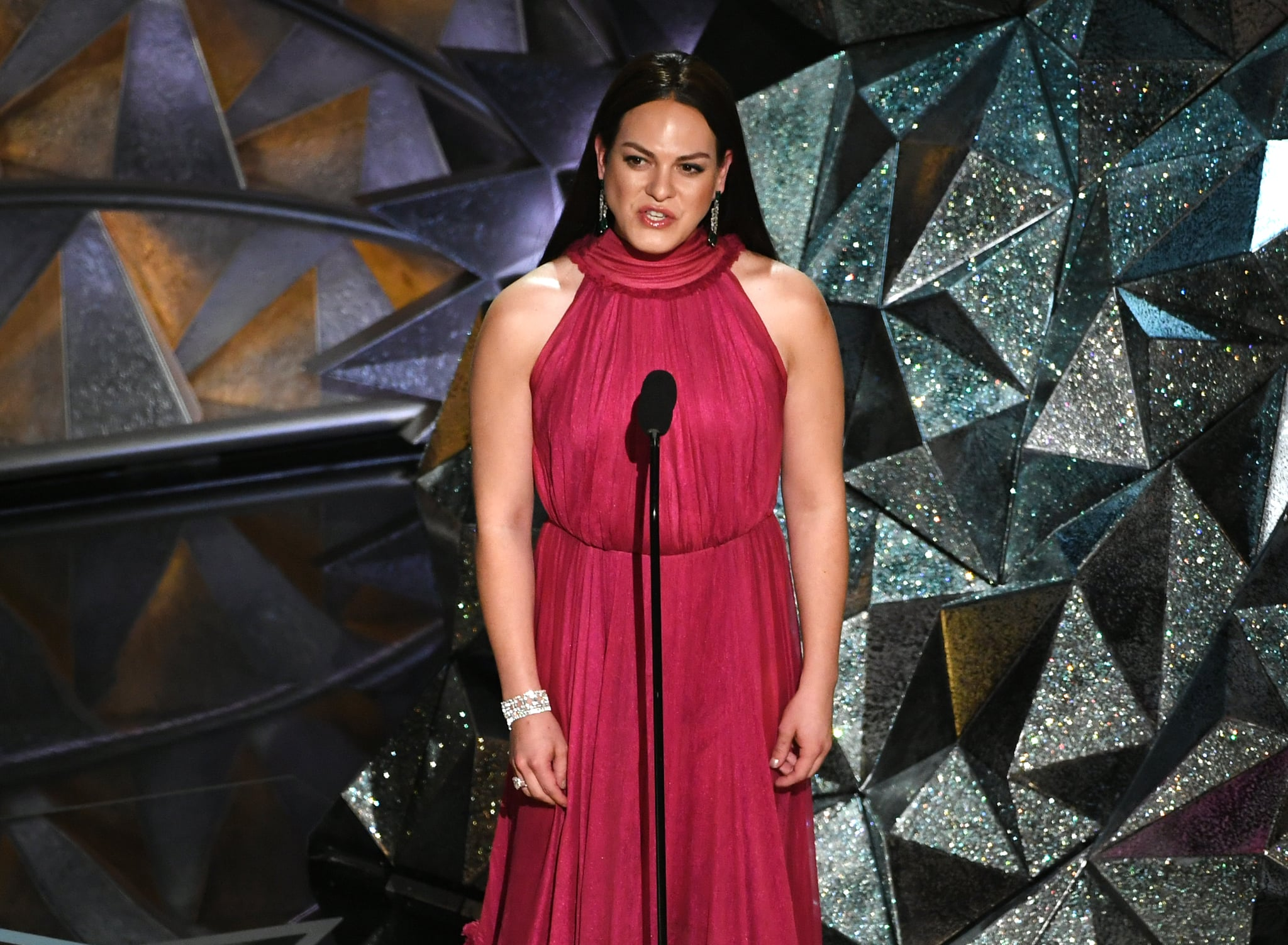 Daniela Vega, 'A Fantastic Woman' star, becomes first openly transgender Oscars presenter