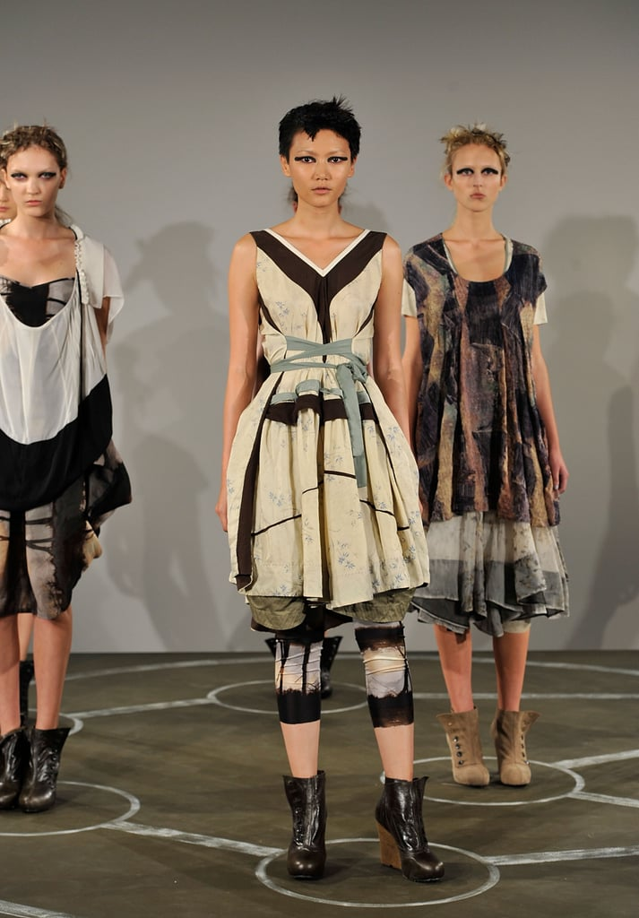 Spring 2011 New York Fashion Week: Gary Graham