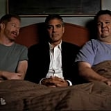 George Clooney's Skit With Modem Family