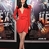 Megan Fox in Armani Privé at the 2010 Jonah Hex LA Premiere