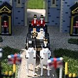 Legoland's Royal Wedding Lego Diorama May 2018