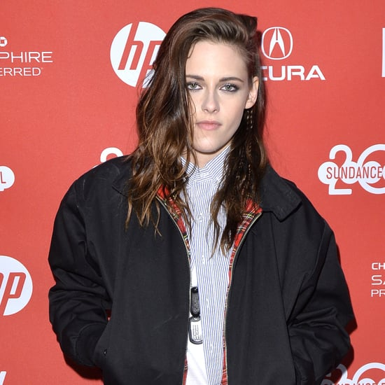 Kristen Stewart Braided Hair at Sundance Film Festival 2014