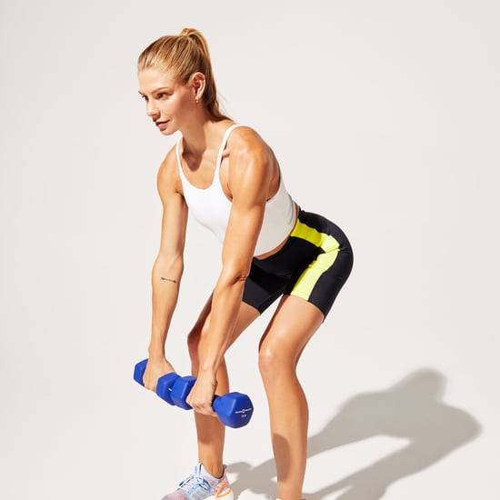 Week 3 of the Barry's Bootcamp 4-Week Workout Plan
