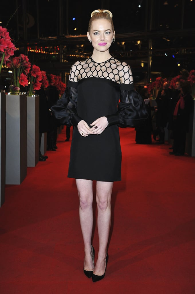 Emma Stone The Best Red Carpet Style From The Grammys