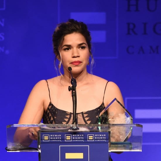 America Ferrera's Speech at Human Rights Campaign Gala 2017