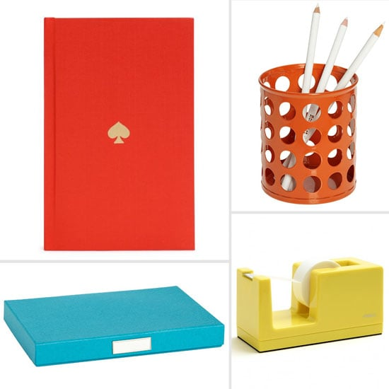 Colorful Desk Accessories