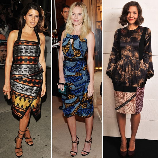 Modern Tribal Prints: Fall 2011 Trend