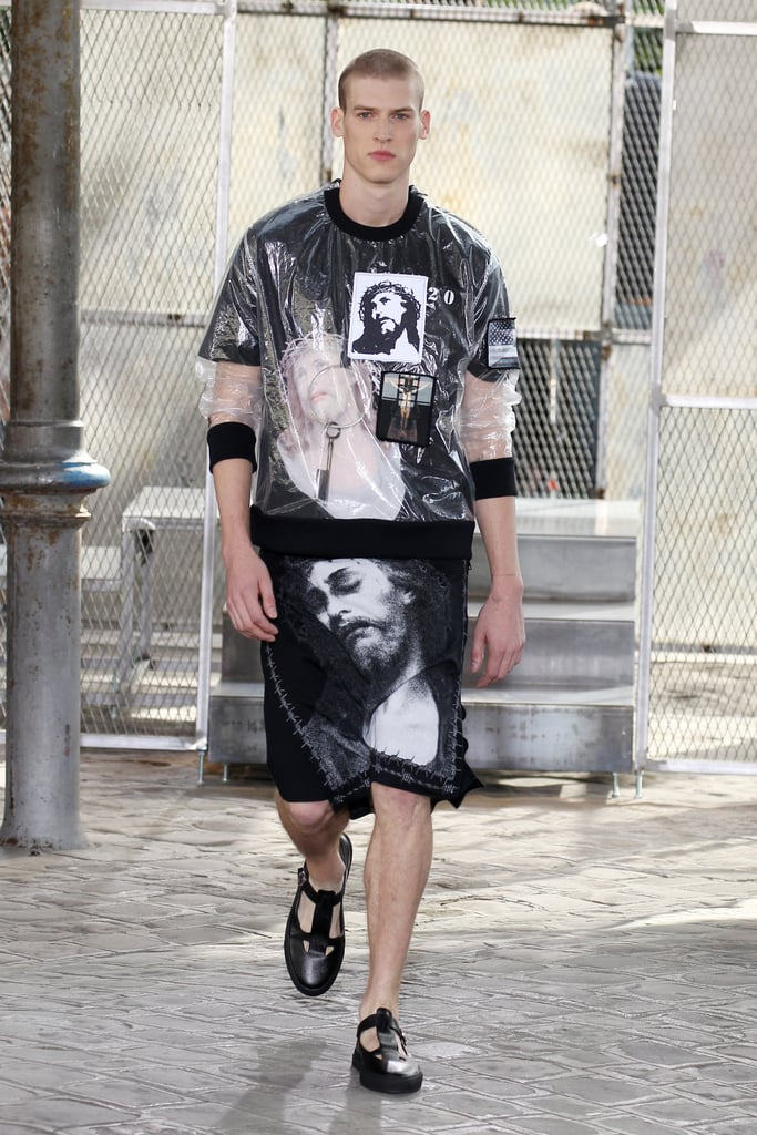 Riccardo Tisci's Spring '16 Collection for Givenchy Was Heavily Influenced by Religion
