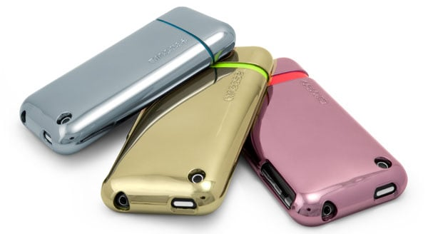 Photos of the Incase Spring Chrome Slider Case Color Update