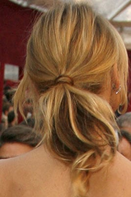 Countdown to the Oscars . . . Name That Ponytail