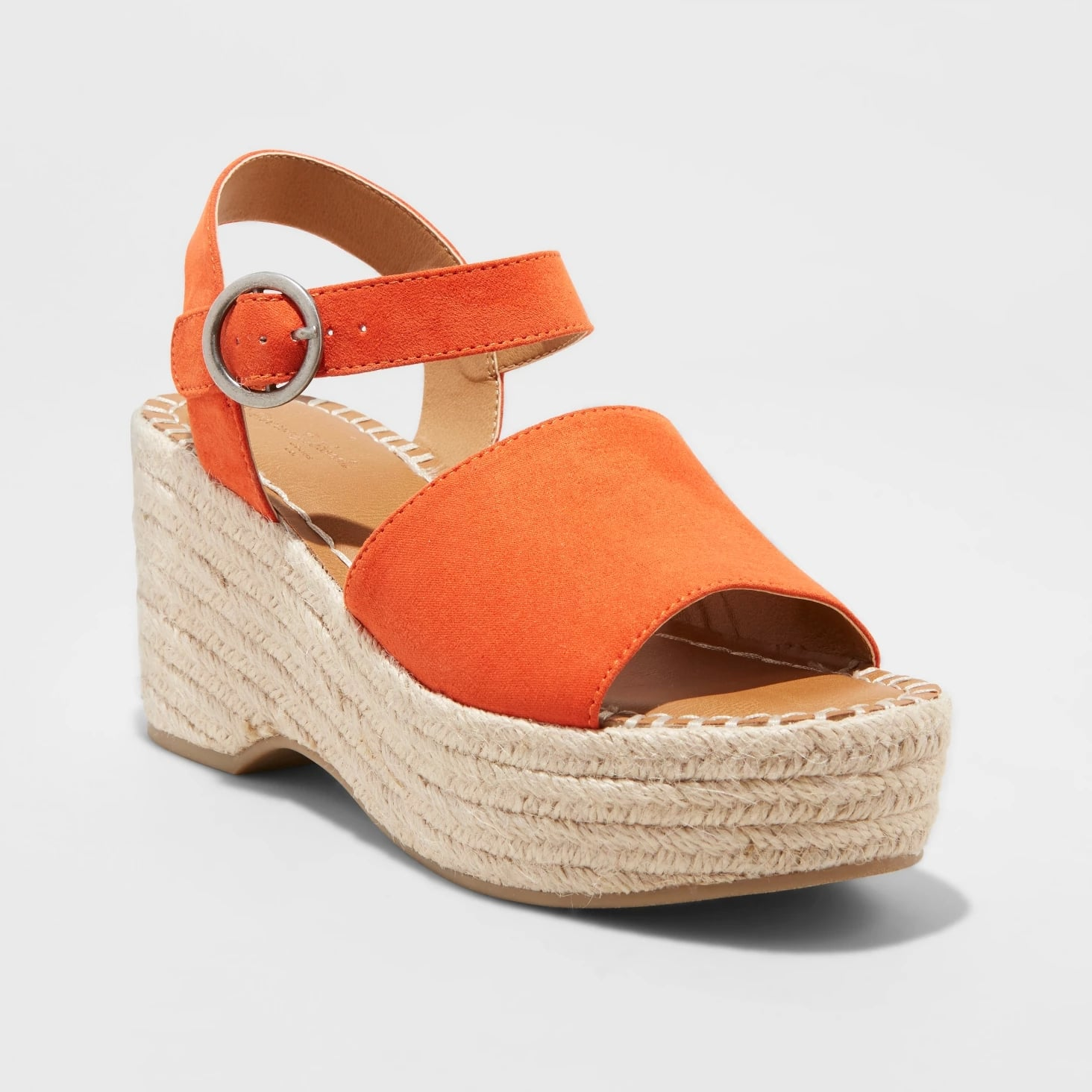 7809aa04aa5 Morgan Two-Piece Espadrille Wedges   Toes, It's Time to Make Your ...