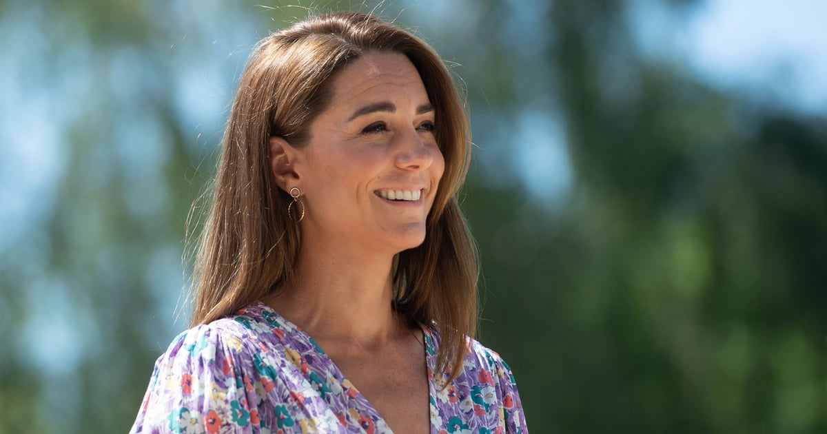The Duchess of Cambridge Launches Tiny Happy People Resources to Support Parents and Carers