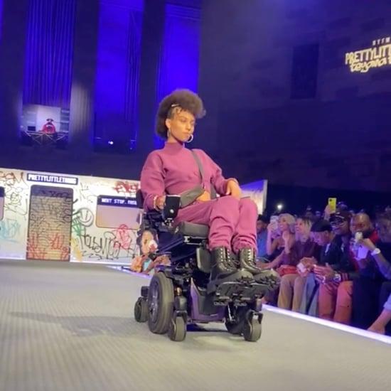 TikToker Mya Pol On Modelling With a Disability