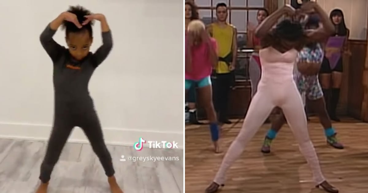 This 6-Year-Old Re-Created Aunt Viv's Iconic Fresh Prince Dance, and I Detect Zero Flaws.jpg