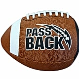 Passback Sports Kids Bounce-Back Football