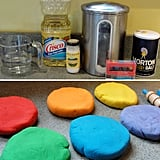 Make Your Own Play-Dough
