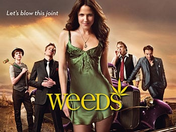 New Pictures of Mary-Louise Parker and Hunter Parrish From Weeds Season 6