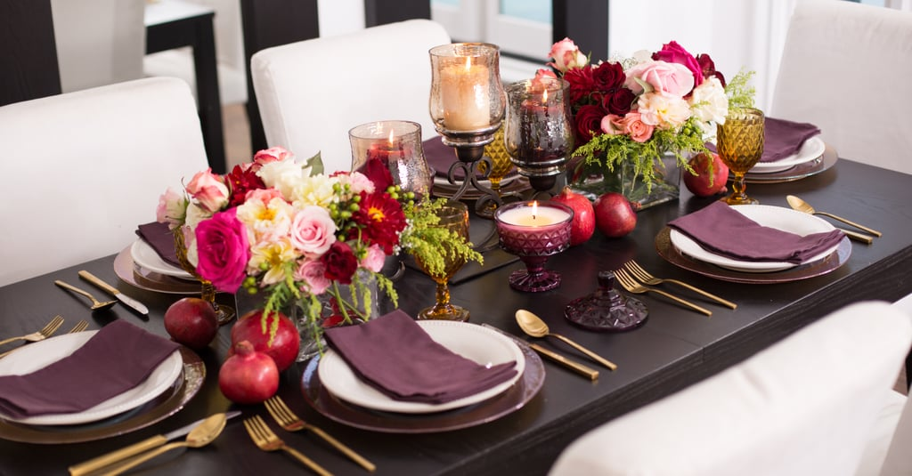 2 Festive Ways to Style Your Holiday Table