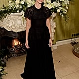 Margot Robbie at the British Vogue and Tiffany & Co. Fashion and Film Party