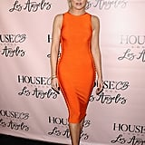 Khloé at a House of CB Event in 2016