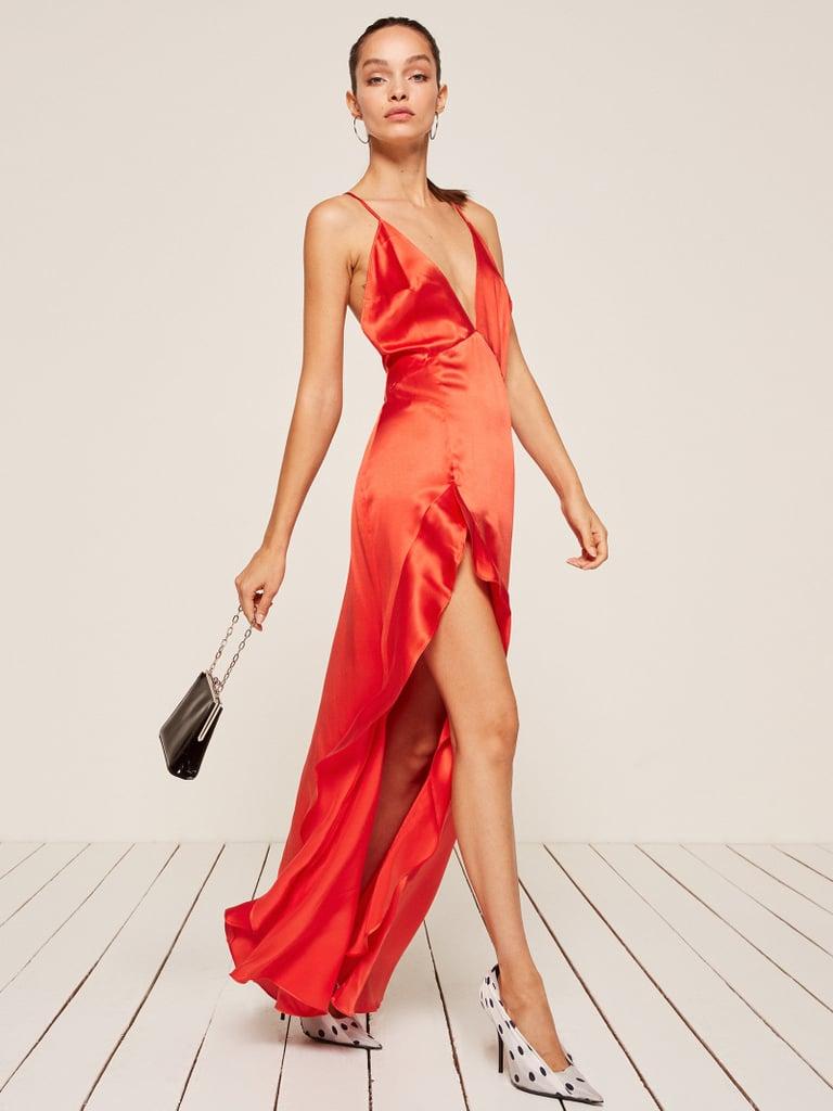 Reformation Salsa Dress