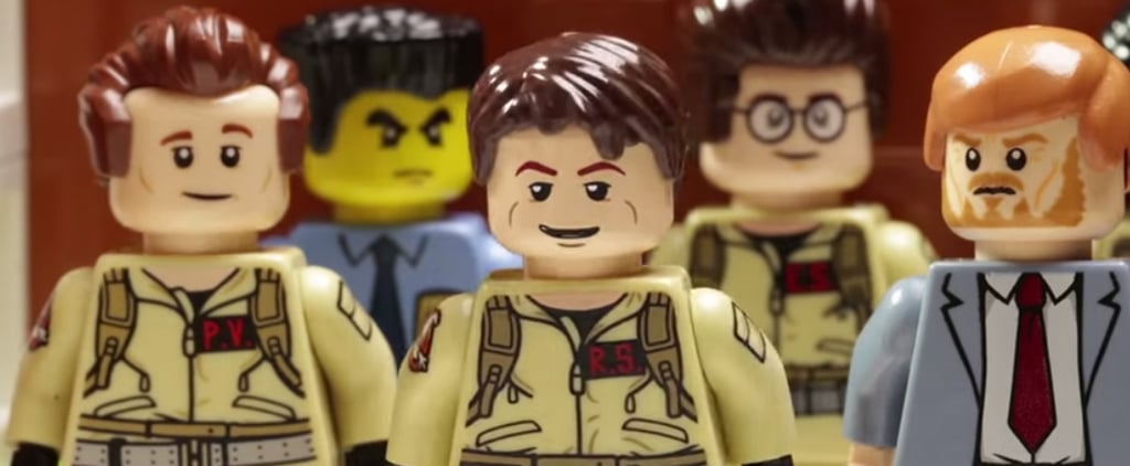 You Need to Watch This Video of Ghostbusters Told Through Legos