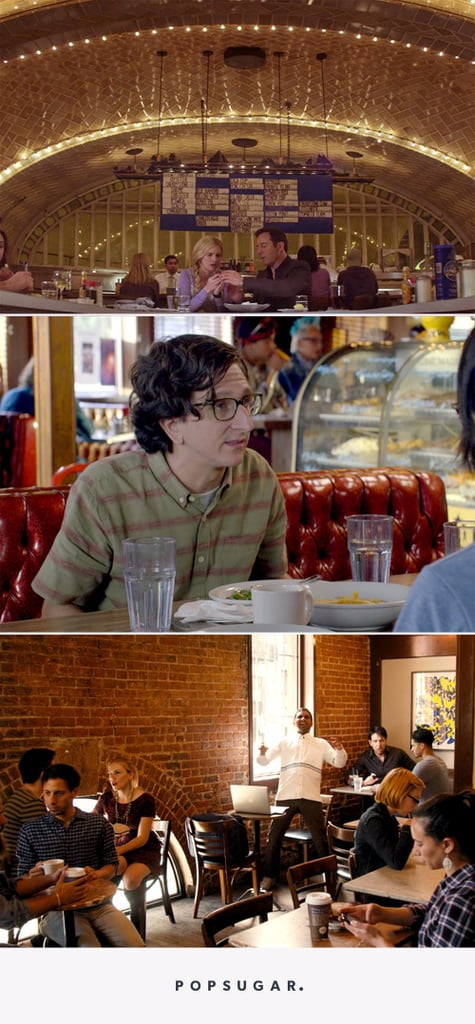 Restaurants From Netflix Shows