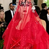 Katy Perry in Maison Margiela at the 2017 Met Gala