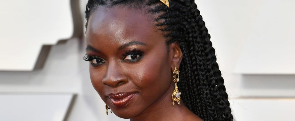 Danai Gurira Wears Braids at the 2019 Oscars