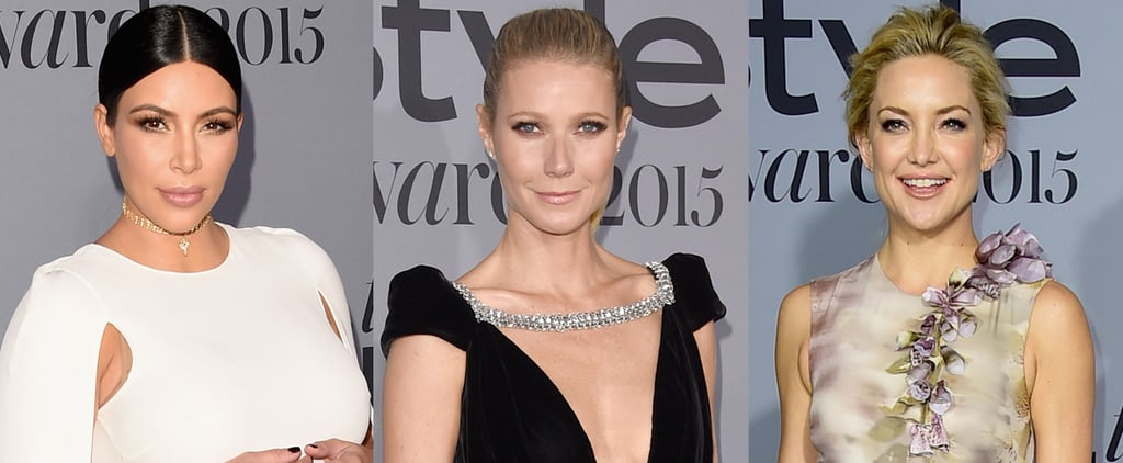 Hollywood A-Listers Sizzle on the Red Carpet at the InStyle Awards