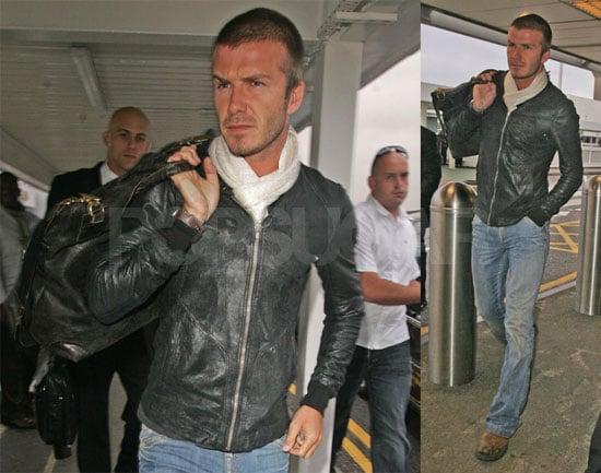 Beckham Is Weathered Manjoyment