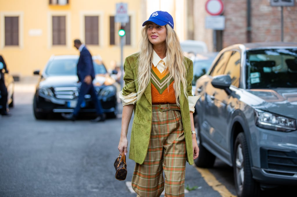 How to Wear Colour For Fall