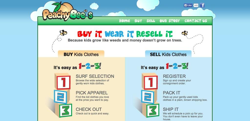 Sell Kids' Clothes Online | POPSUGAR Moms