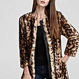 If you don't yet own a leopard coat, then what are you waiting for? Add this faux-fur leopard coat from Guess ($228) to your mix pronto.