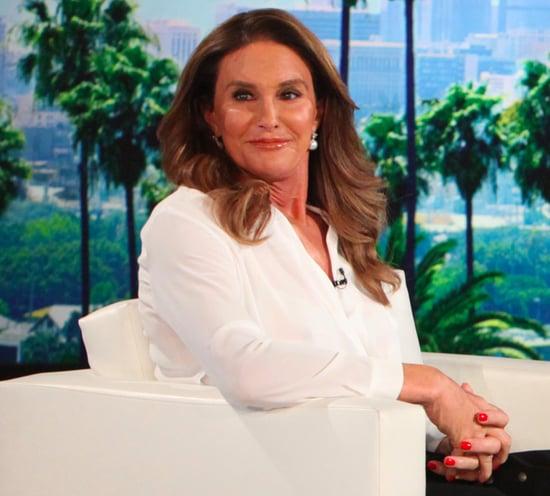 Caitlyn Jenner on The Ellen DeGeneres Show