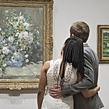 Harvard Art Museum Engagement Shoot