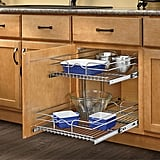 Rev-a-Shelf Double Pullout Wire Basket