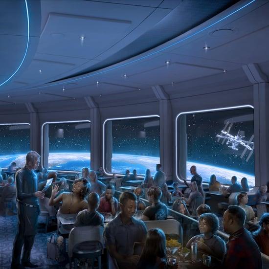 Epcot's Space 220 Restaurant Details