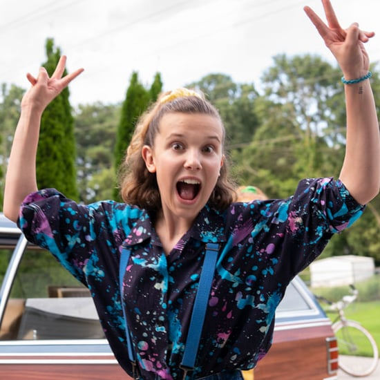Stranger Things Season 3 Behind the Scenes Photos