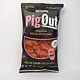 Kansas City BBQ PigOut Pigless Bacon Chips