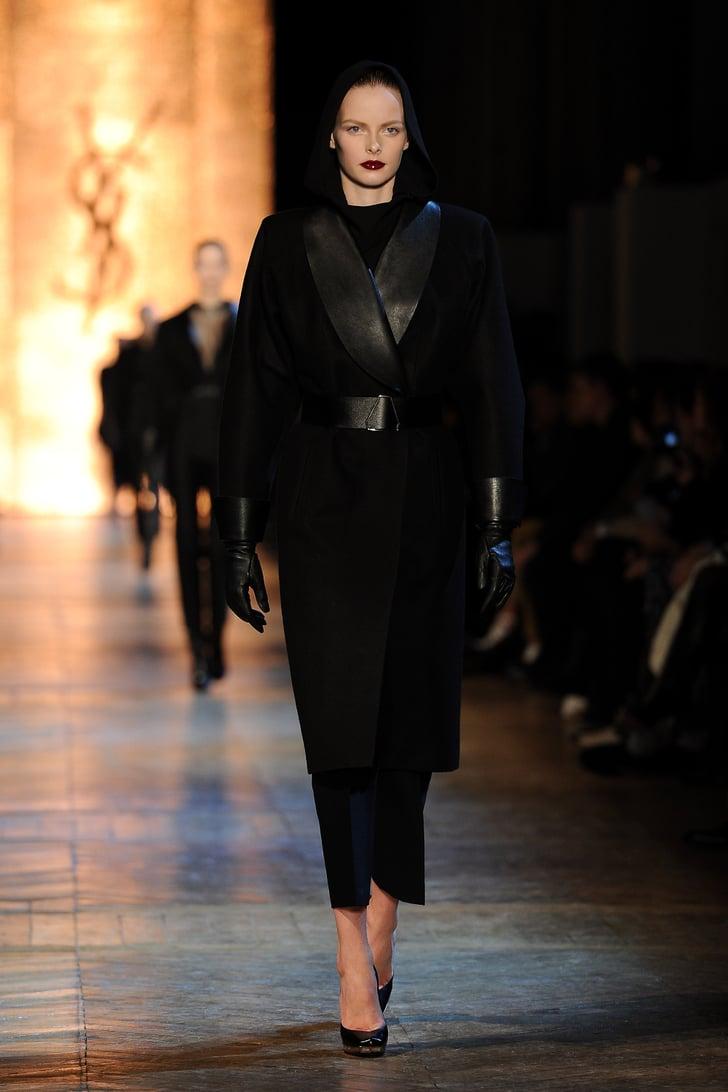 yves saint laurent fall 2012 popsugar fashion. Black Bedroom Furniture Sets. Home Design Ideas