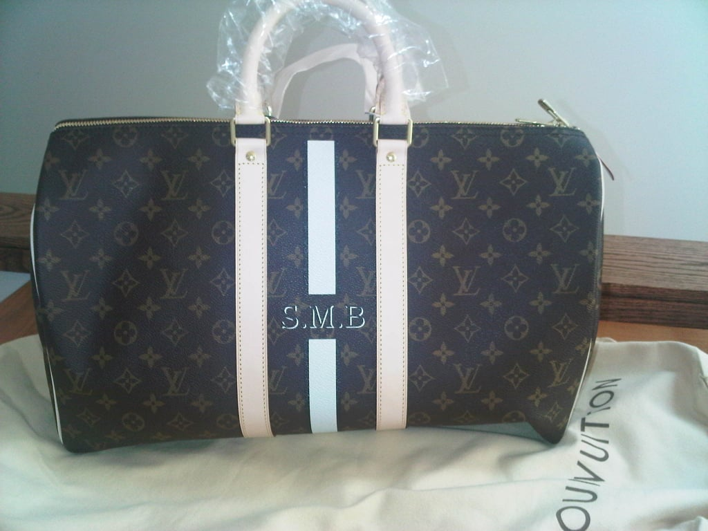 Louis Vuitton Diaper Bag