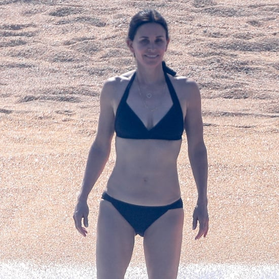 Jennifer Aniston Courteney Cox Mexico Bikini Pictures 2019