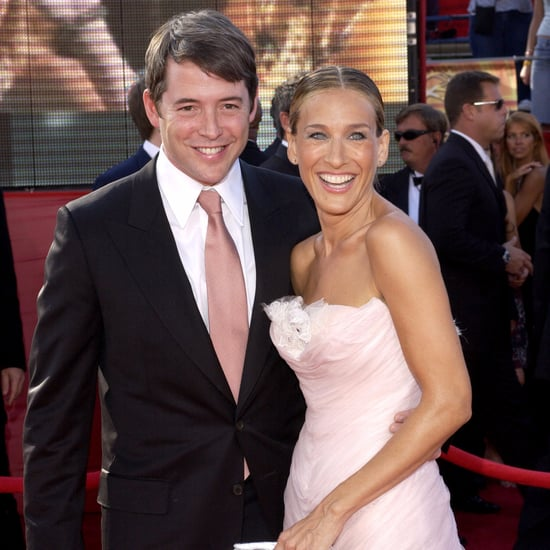 Sarah Jessica Parker and Matthew Broderick Wedding Details